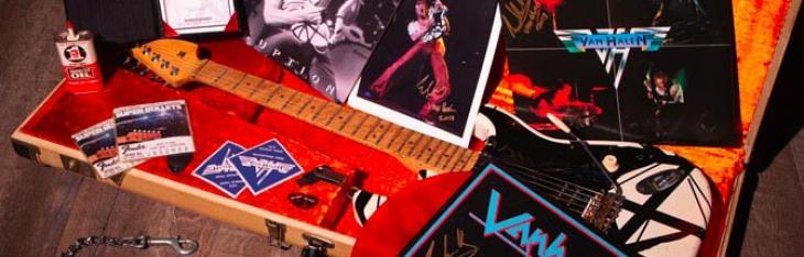 Tre Eruption per i 40 anni di Van Halen