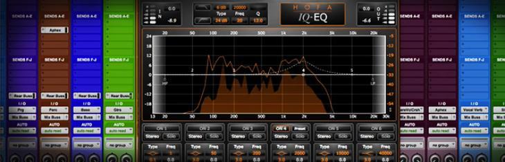 Plugin Tutorial - Hofa IQ-Series EQ V3 Dynamic Equalizer
