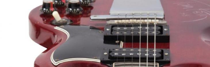 La SG di Tom Petty con Bob Dylan va all'asta