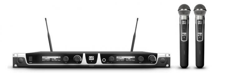 LD System U506 HHD2: due radio al prezzo di uno