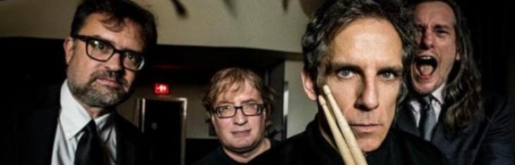 Ben Stiller riunisce la band di quando era ragazzo e pubblica un disco