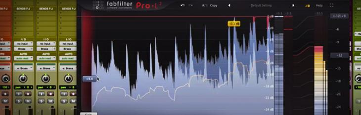 Plugin Tutorial - FabFilter Pro-L 2