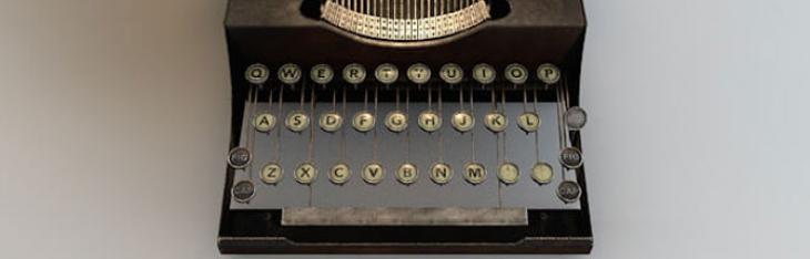 La macchina per scrivere in un plugin gratuito
