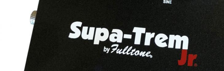 Supa-Trem Jr: il tremolo Fulltone triplica