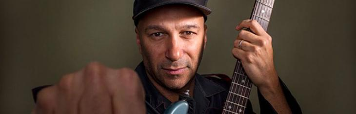 Pronto l'album solista di Tom Morello