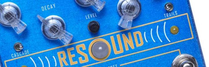 Cusack Resound: doppio riverbero parallelo