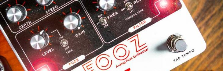 Seymour Duncan Fooz trasforma la chitarra in un fuzz-synth analogico