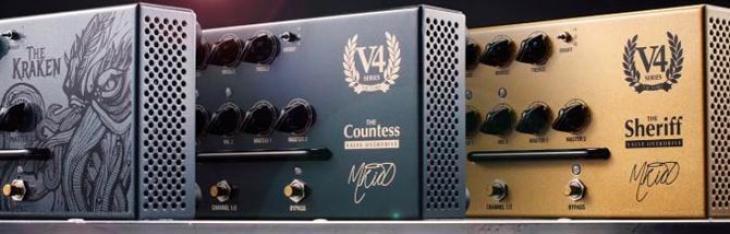 V4: canali valvolari extra a pedale da Victory
