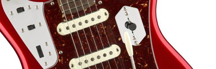 Fender Jaguar Strat svelata
