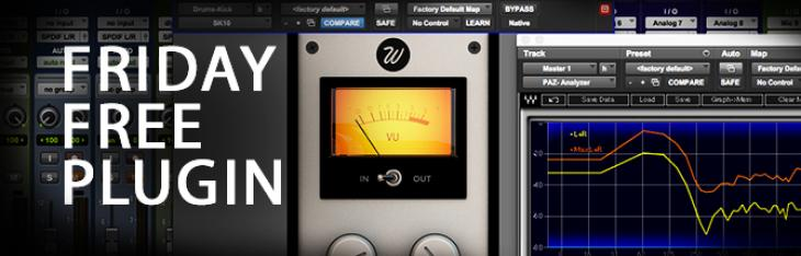 Friday Free Plugin - Waves Factory SK10