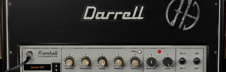 I suoni di Dimebag Darrell sul tuo schermo con AmpliTube