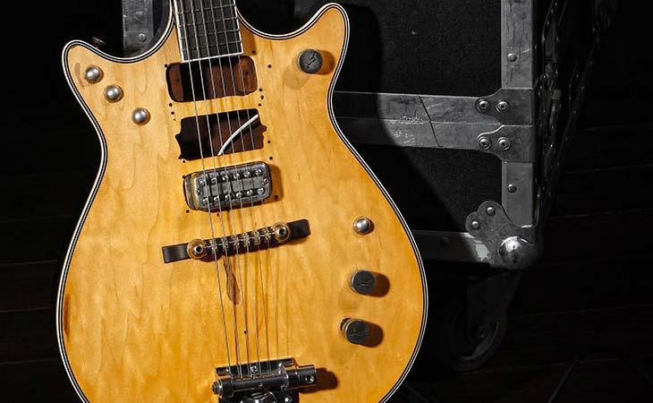 Le chitarre di Malcolm Young