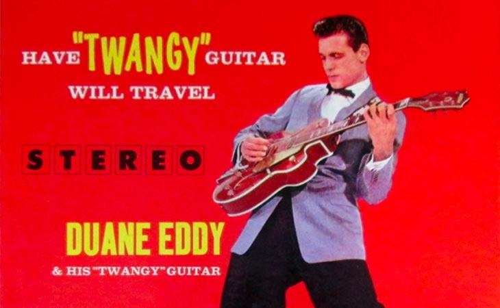 Duane Eddy: il profondo suono del twang