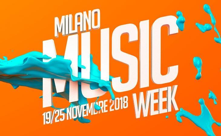 Al via Milano Music Week: dal 19 al 25 novembre 2018