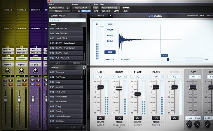 Plugin Tutorial - Overloud MoReVoX REmatrix e RELIVE