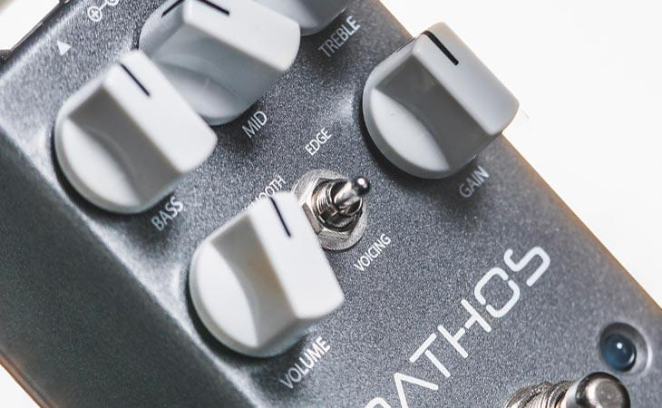 Pathos: il primo distorsore realizzato da Tosin Abasi