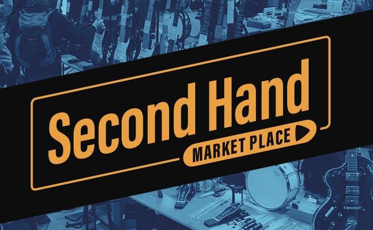 Second Hand: metti in vendita i tuoi strumenti nello spazio privati e goditi Music Show Milano