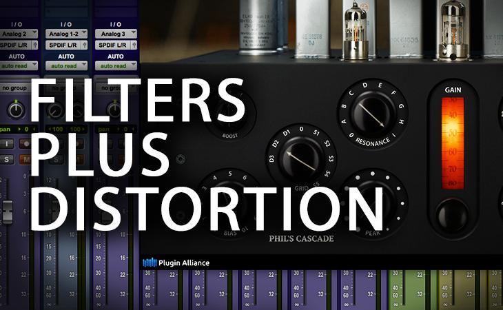 Quick Tutorial - Filters Plus Distortion