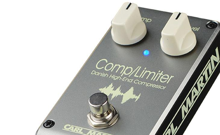 Comp Limiter: l'assolo in due manopole