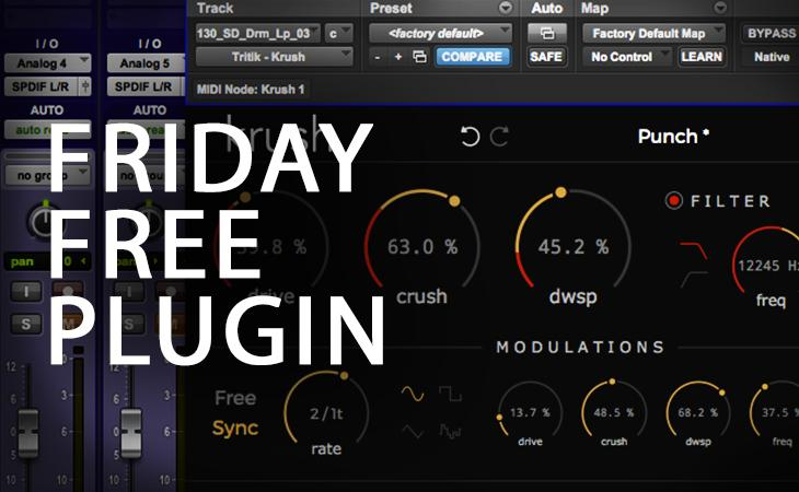 Friday Free Plugin - Trikit Krush