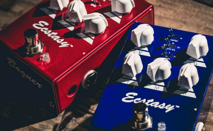 Ecstasy Red e Blue in miniatura senza compromessi