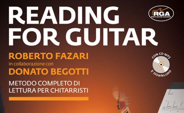 Reading For Guitar: Fazari e Begotti insieme per un metodo completo