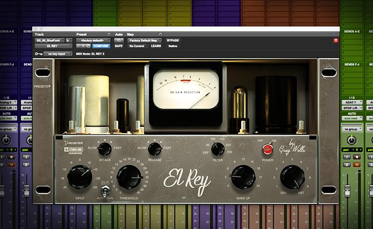 Plugin Tutorial - Acustica Audio El Rey