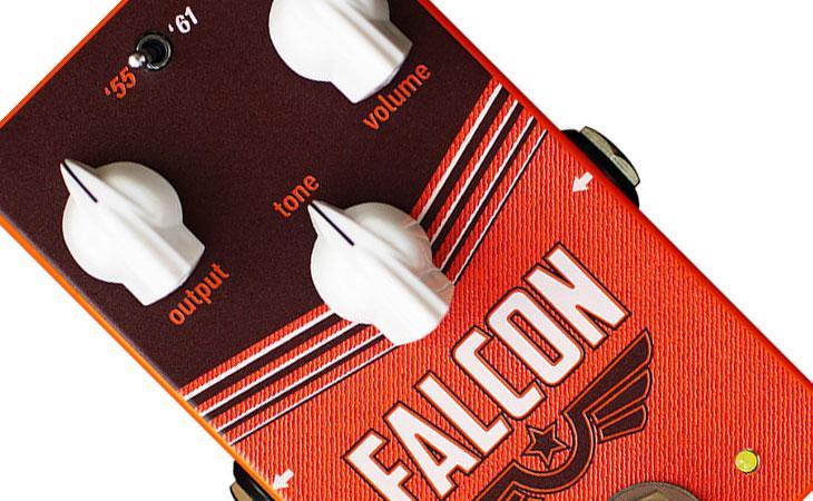Crazy Tubes Circuits cattura il vintage USA col Falcon