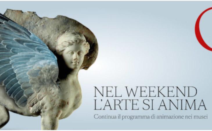 "Roma, ""Nel week-end l'arte si anima"": programma 5-6 Gennaio."