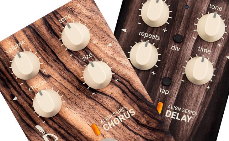 LR Baggs espande la Align Series per acustica