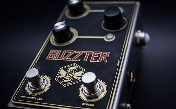 Beetronics Buzzter: un pedale tre livelli