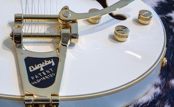 Fender Corp ha acquisito Bigsby
