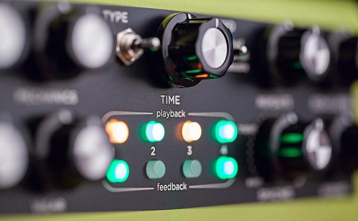 Strymon sfida il delay magnetico con il Volante