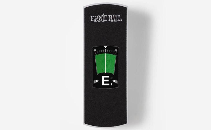 Da Ernie Ball il pedale volume con accordatore integrato