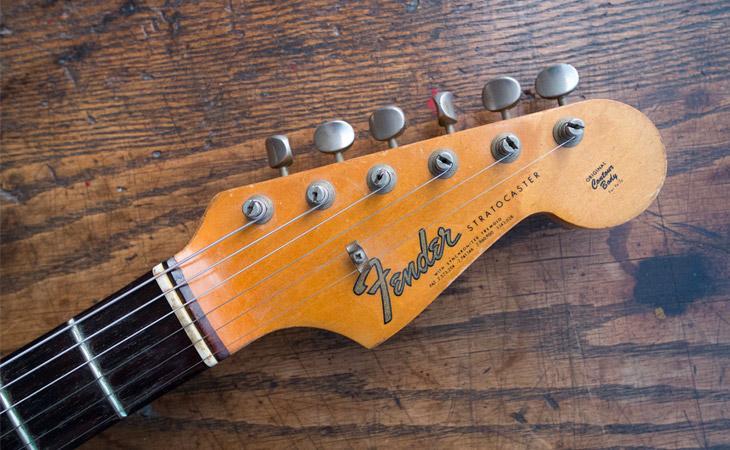 Fender: le prime CBS