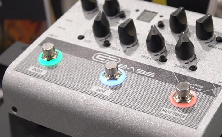 Namm 2019: GR Bass