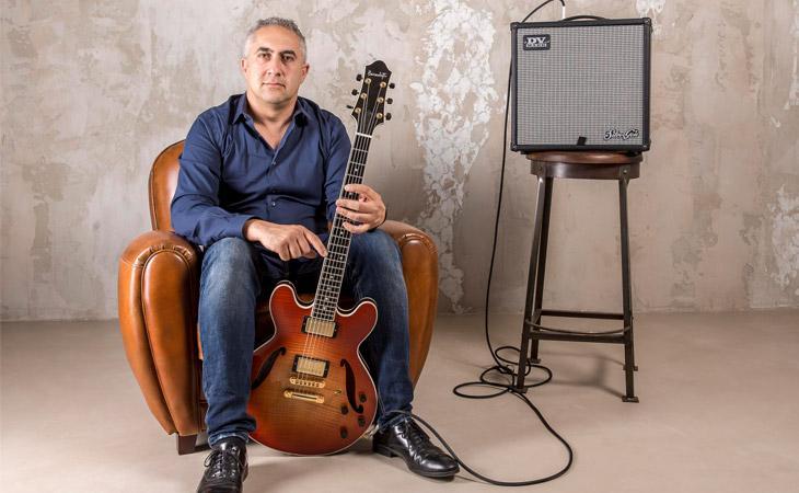 Globetrotter è il nuovo album del chitarrista Luca di Luzio