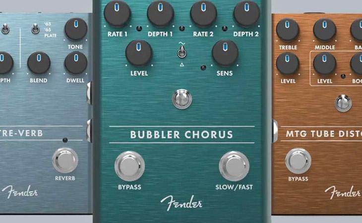 Namm 2019: Fender