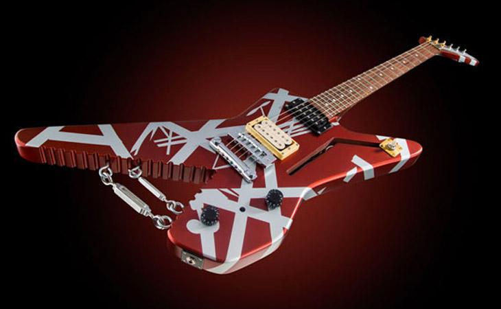 Namm 2019: EVH Shark Striped Series