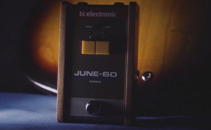 June-60: il chorus anni '80 a due pulsanti è qui
