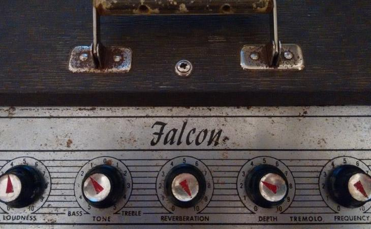 Gibson Falcon: non solo chitarre