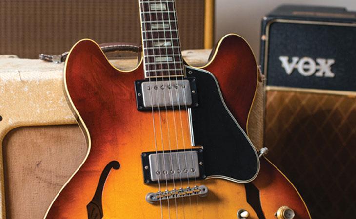 Gibson ES-335 DOT: tre chitarre in una