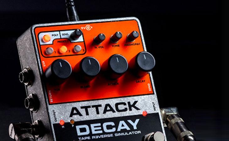 EHX Attack Decay: aggiornato il mito anni '80