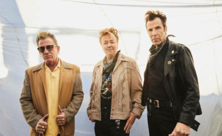 Stray Cats, nuovo album e tour
