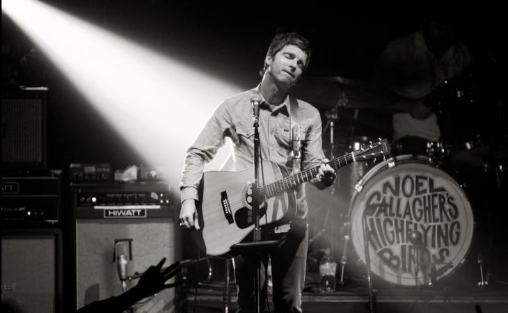 Noel Gallagher's High Flying Birds live a luglio a Mantova e Pistoia