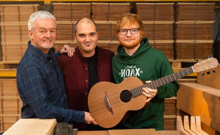 Lowden e Sheeran conquistano il Texas