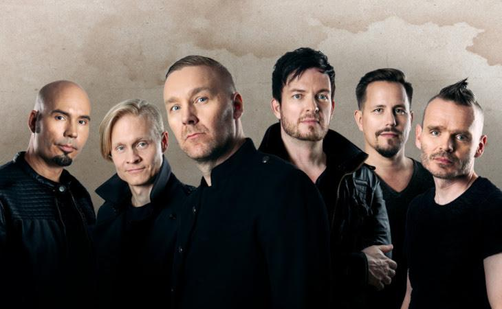 Poets Of The Fall il 21 marzo in concerto
