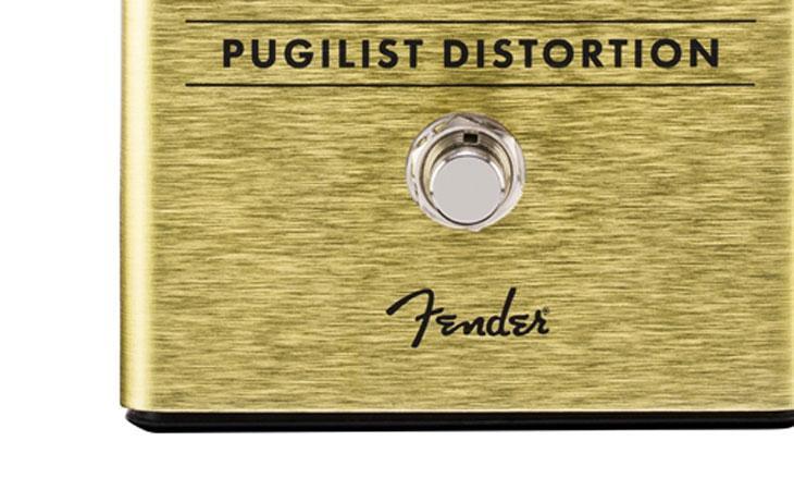 Pugilist: da Fender una distorsione cattiva e pungente