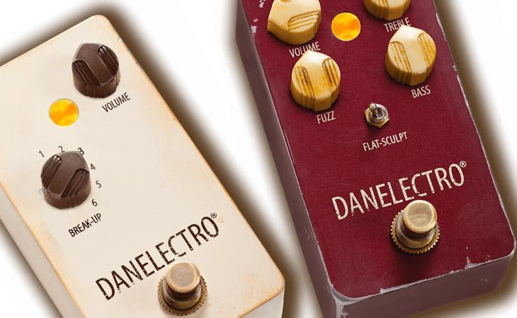 Due stompbox classici tornano con Danelectro
