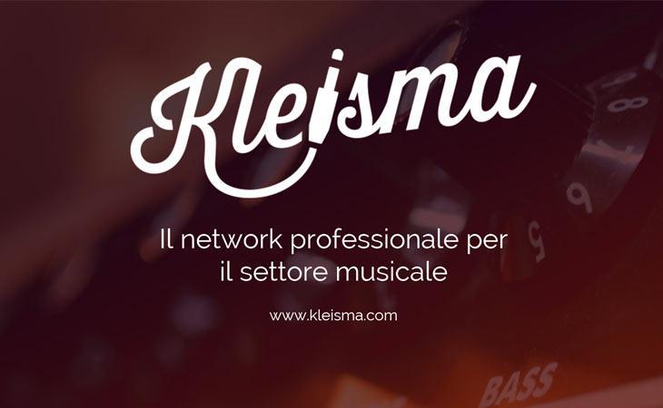 Kleisma: la musica che nasce dal web